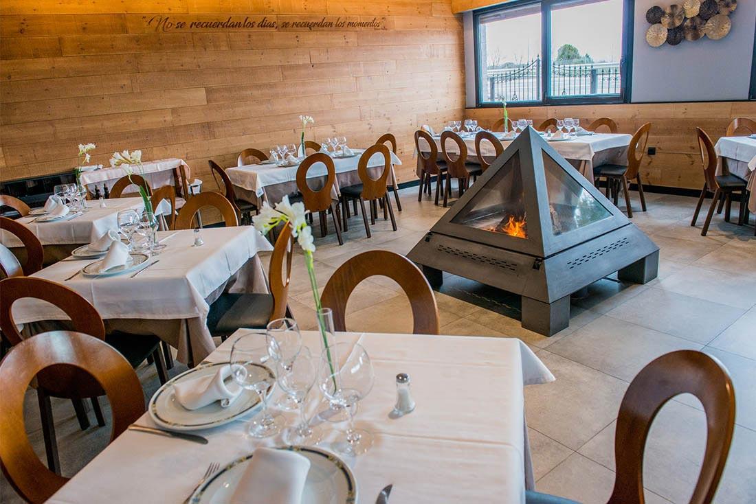 restaurante asador en pedrezuela