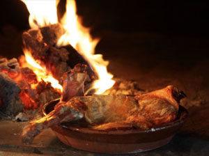 restaurante asador pedrezuela madrid